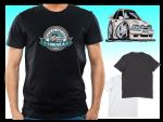 KOOLART BACK IN THE DAY Slogan Design for Retro Mk4 Escort RS Turbo RST mens or ladyfit t-shirt